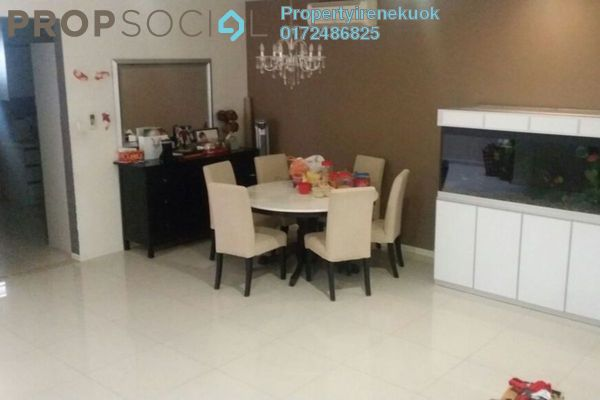 For Sale Terrace at Sunway Cheras, Batu 9 Cheras Freehold Semi Furnished 6R/4B 1.28m