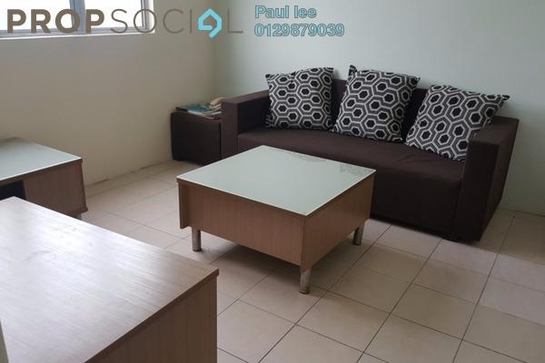 For Rent Condominium at Casa Subang, UEP Subang Jaya Freehold Semi Furnished 3R/2B 1.25k