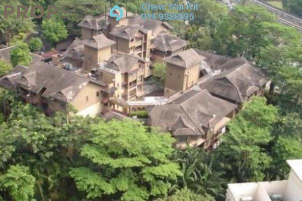 For Rent Condominium at Kampung Warisan, Setiawangsa Freehold Fully Furnished 1R/1B 3.5千
