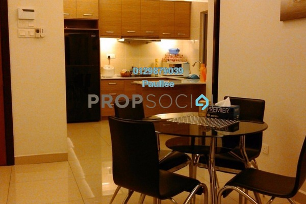 For Sale Condominium at Zen Residence, Puchong Leasehold Semi Furnished 3R/2B 560k
