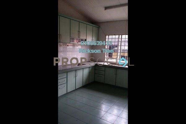 For Rent Terrace at Taman Bukit Desa, Kepong Freehold Semi Furnished 3R/2B 1.3k