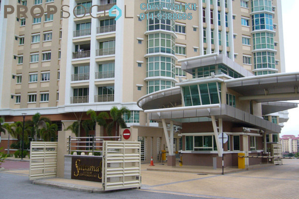 For Sale Condominium at Sutramas, Dutamas Freehold Semi Furnished 4R/3B 2.35m
