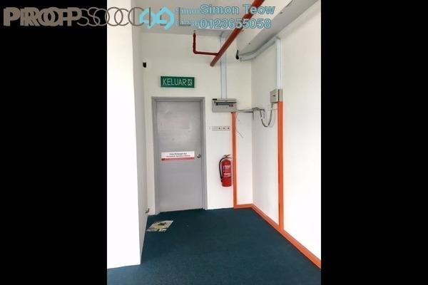 For Rent Office at 8trium, Bandar Sri Damansara Freehold Unfurnished 0R/2B 1.5k