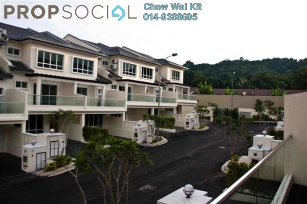 For Sale Condominium at Impian Villa, Mont Kiara Freehold Fully Furnished 5R/4B 1.98m