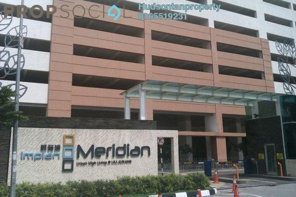 For Rent Condominium at Impian Meridian, UEP Subang Jaya Freehold Fully Furnished 4R/2B 2.4k