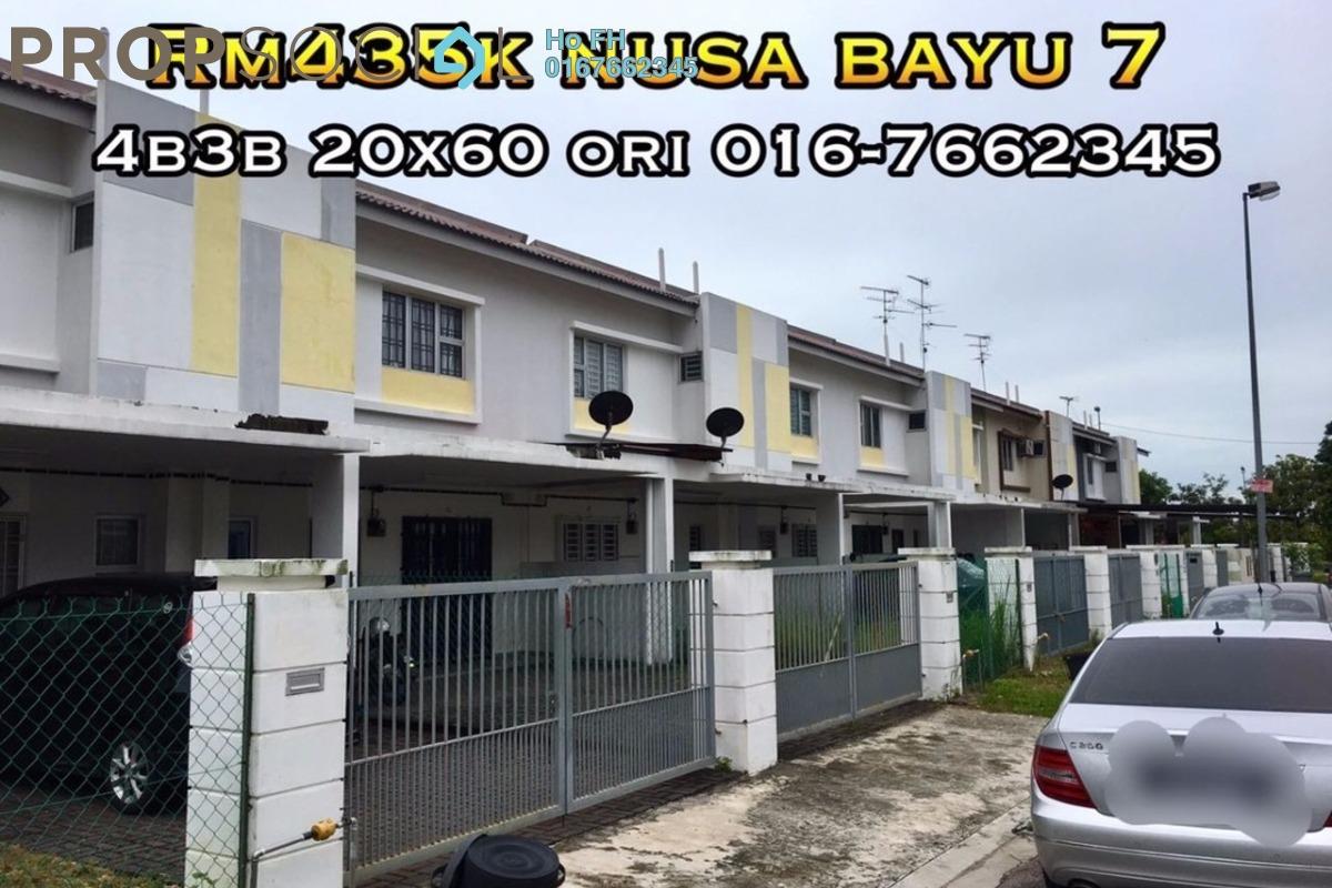 Terrace For Sale at Nusa Bayu, Nusajaya by Ho FH