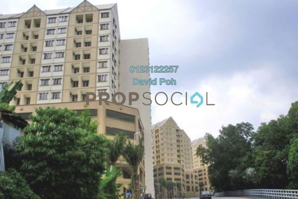 For Rent Condominium at Spring Ville, Ukay Leasehold Unfurnished 3R/2B 1k