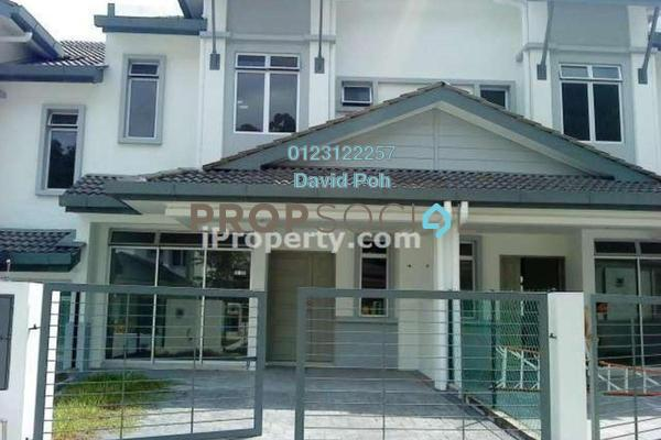 For Sale Terrace at Ukay Perdana, Ukay Leasehold Unfurnished 4R/3B 950k