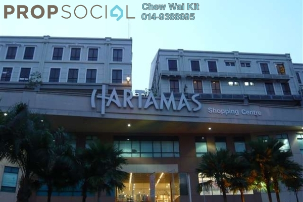 For Sale Shop at Plaza Damas, Sri Hartamas Freehold Unfurnished 0R/0B 1.7m