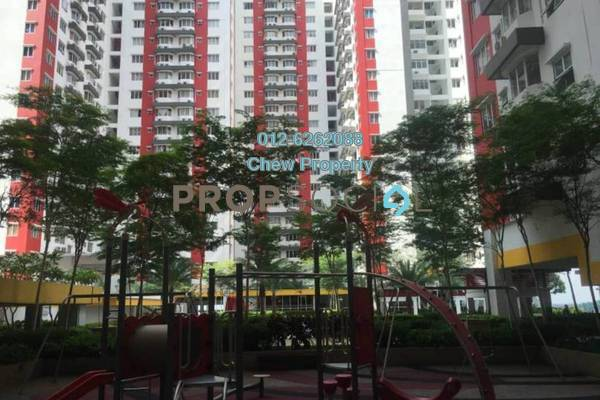 For Sale Condominium at Main Place Residence, UEP Subang Jaya Freehold Unfurnished 3R/2B 720k