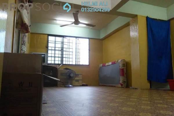 For Sale Apartment at Teratak Muhibbah Apartment, Taman Desa Freehold Unfurnished 3R/2B 165k