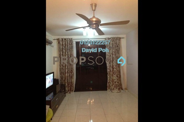 For Sale Condominium at Putra Villa, Gombak Freehold Fully Furnished 3R/2B 480k