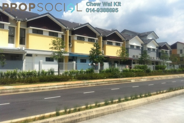 For Sale Terrace at Sutera Damansara, Damansara Damai Leasehold Unfurnished 5R/4B 1.55m