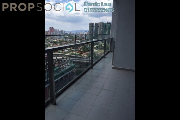 For Rent Condominium at Mirage Residence, KLCC Freehold Fully Furnished 1R/1B 4.4k