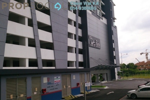 For Sale Condominium at USJ One Park, UEP Subang Jaya Leasehold Unfurnished 4R/3B 600k