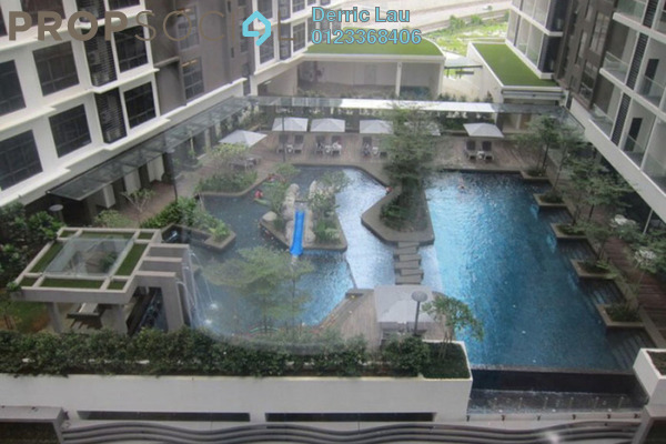 For Rent Condominium at Summer Suites, KLCC Leasehold Fully Furnished 1R/1B 2.1k