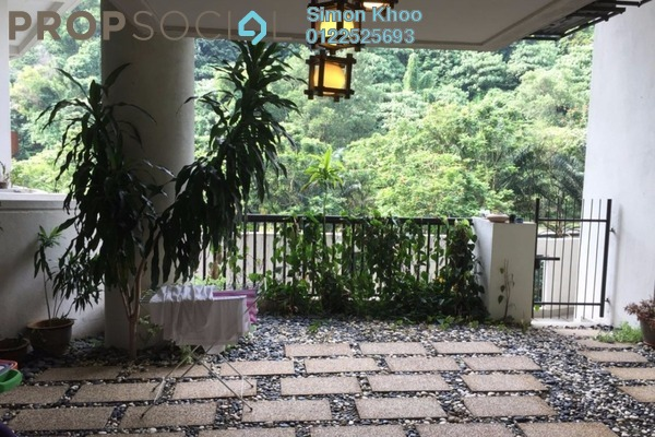 For Rent Duplex at Armanee Terrace I, Damansara Perdana Leasehold Fully Furnished 5R/3B 3.8k