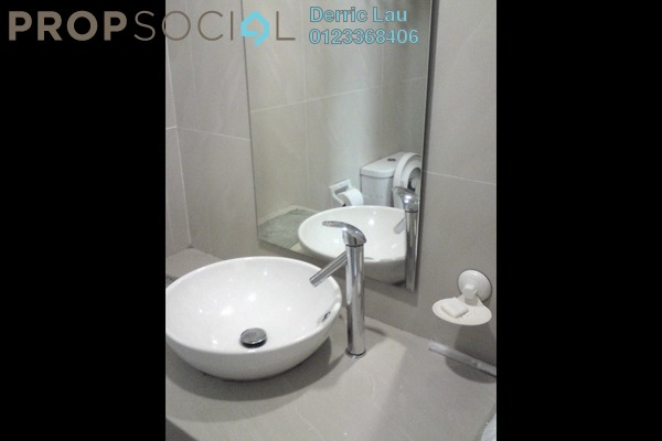 For Sale Condominium at Parkview, KLCC Freehold Fully Furnished 0R/1B 500k