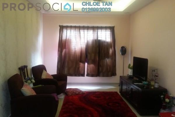 For Rent Apartment at Kemuning Aman, Kota Kemuning Freehold Fully Furnished 3R/2B 1.2k