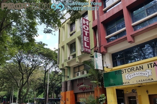 For Sale Shop at Taman Desa Seputeh, Seputeh Freehold Fully Furnished 0R/8B 6.1m