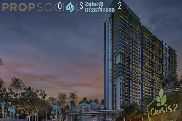 For Sale Condominium at Oasis 1 @ Mutiara Heights, Kajang Freehold Semi Furnished 3R/2B 566k