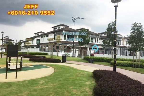 For Rent Serviced Residence at Eco Botanic, Skudai Freehold Fully Furnished 5R/5B 5k
