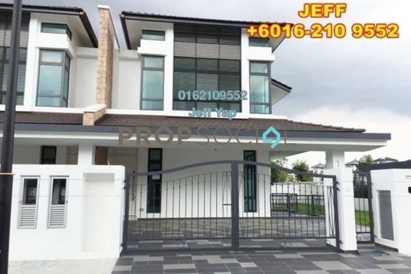 For Sale Serviced Residence at Eco Botanic, Skudai Freehold Unfurnished 5R/5B 1.22m