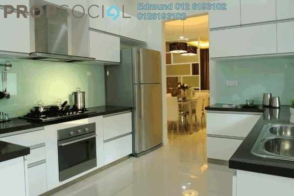 For Rent Condominium at Surian Residences, Mutiara Damansara Freehold Fully Furnished 4R/3B 4.5k