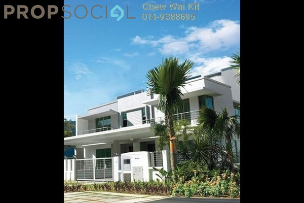 For Sale Semi-Detached at Sering Ukay, Ukay Freehold Semi Furnished 6R/5B 6.45m