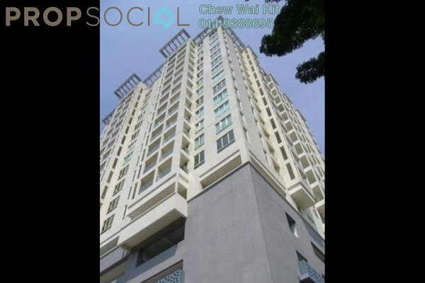 For Rent Condominium at 231 TR, KLCC Freehold Fully Furnished 1R/1B 2.4千