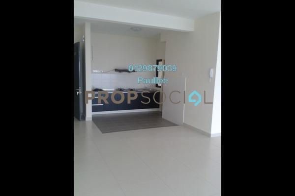 For Sale Condominium at Serin Residency, Cyberjaya Freehold Semi Furnished 3R/2B 730k