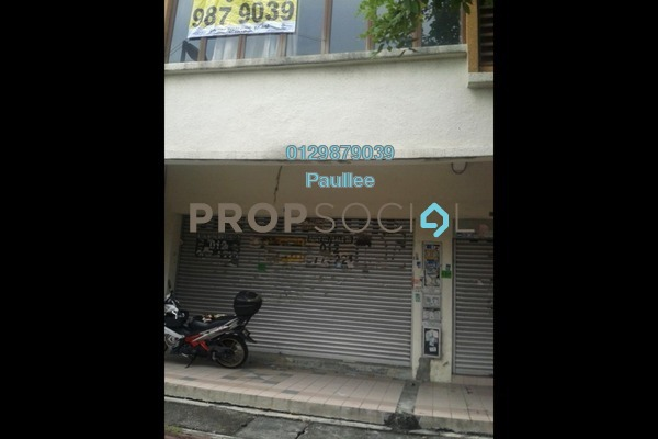For Sale Shop at Taman Tadisma, Shah Alam Freehold Semi Furnished 0R/4B 1.45m