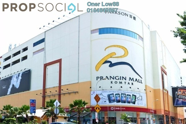 For Sale Shop at Prangin Mall, Georgetown Leasehold Unfurnished 0R/0B 450k
