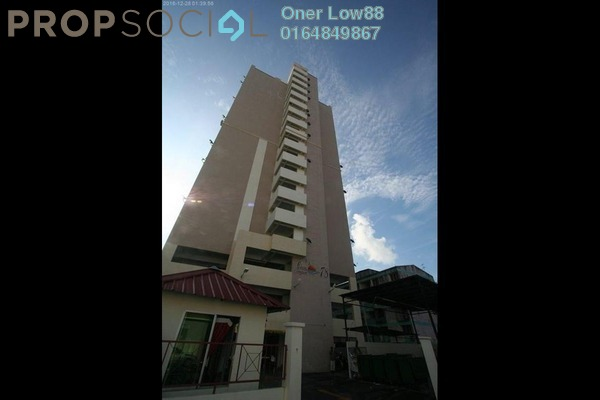 For Rent Condominium at Casa Impian, Jelutong Freehold Fully Furnished 3R/2B 1.4k