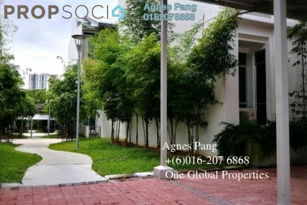 For Rent Condominium at Taman Skudai Baru, Skudai Freehold Semi Furnished 3R/3B 2k