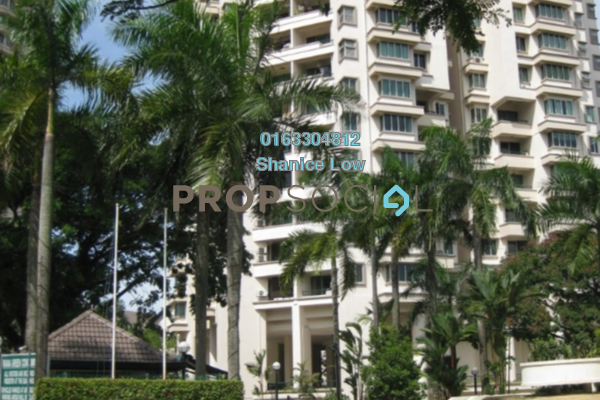 For Rent Condominium at Riana Green, Tropicana Leasehold Fully Furnished 1R/1B 1.3k