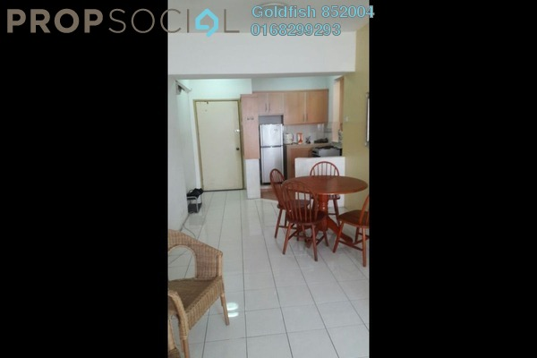 For Sale Condominium at Rhythm Avenue, UEP Subang Jaya Freehold Semi Furnished 2R/1B 338k