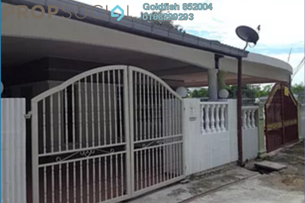 For Sale Terrace at Bandar Teknologi Kajang, Semenyih Freehold Fully Furnished 3R/2B 385k