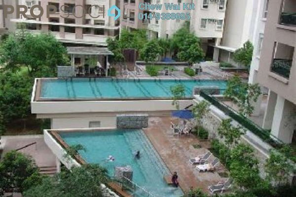For Rent Condominium at Seri Maya, Setiawangsa Freehold Fully Furnished 3R/2B 2.8千