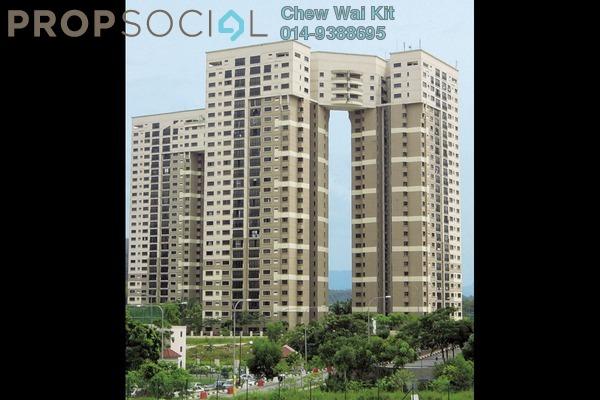 For Rent Condominium at Vista Kiara, Mont Kiara Freehold Fully Furnished 3R/2B 2.5千