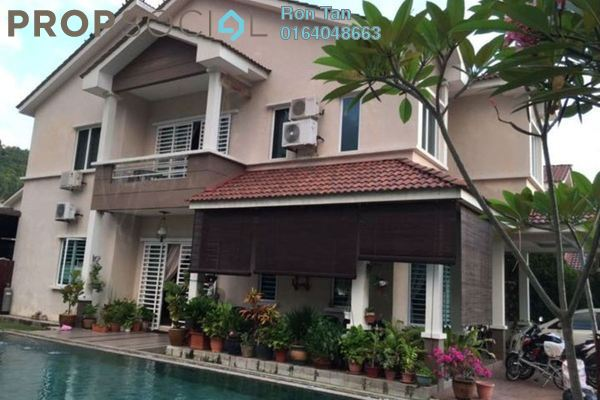 For Sale Bungalow at Pinang Village, Balik Pulau Freehold Fully Furnished 5R/6B 2.5m