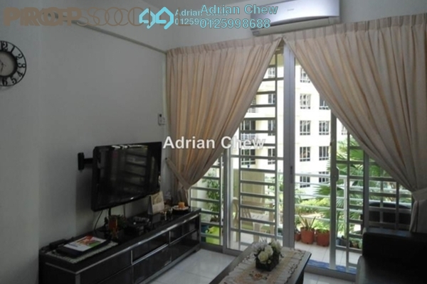 For Sale Condominium at Putra Place, Bayan Indah Leasehold Semi Furnished 3R/2B 575k