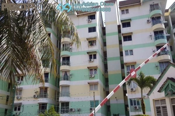 For Sale Apartment at Mutiara Ria, Bukit Gambier Freehold Unfurnished 2R/2B 320k