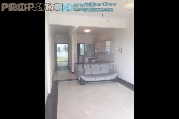 For Sale Condominium at Sea View Garden, Batu Ferringhi Freehold Semi Furnished 2R/2B 440k