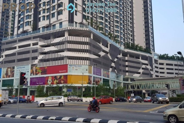 For Rent Condominium at Pearl Suria, Old Klang Road Leasehold Unfurnished 3R/2B 2k