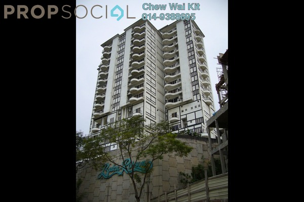 For Rent Condominium at Bukit Robson Condominium, Seputeh Freehold Fully Furnished 4R/3B 3.7千
