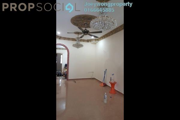 For Rent Terrace at Section 17, Petaling Jaya Freehold Semi Furnished 4R/2B 2.1k