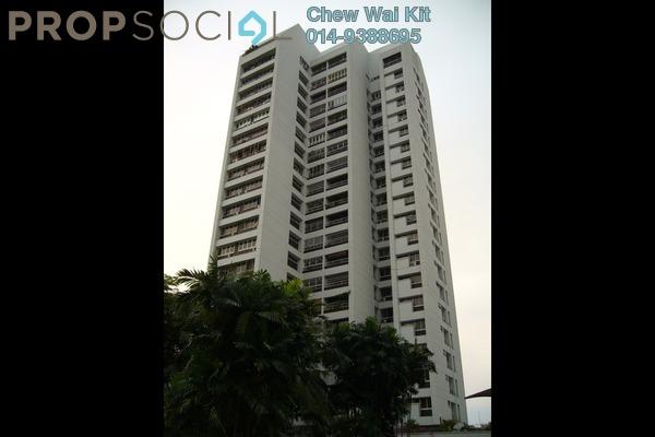 For Rent Condominium at Menara Bangsar, Bangsar Freehold Fully Furnished 4R/3B 5.8k