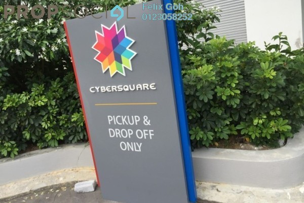 For Sale Shop at CyberSquare, Cyberjaya Freehold Unfurnished 0R/0B 1.48m