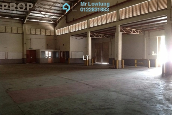 For Rent Factory at Subang Industrial Park, Subang Freehold Unfurnished 0R/0B 30k